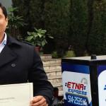 ETNA EXPRESS RECIBE RECONOCIMIENTO A LA INNOVACIÓN EN PREMIOS DIGI 2015