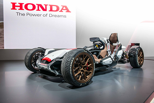 Honda-Project-2-4-Automobile-Shows-Front-View