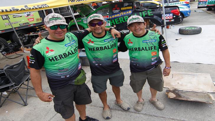 Team peruano Alta Ruta 4×4 abandonó el Rally Dakar 2016 por problemas mecánicos
