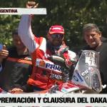 DAKAR 2016: FELIPE RÍOS ES NUEVAMENTE EL MEJOR PERUANO EN MOTOS
