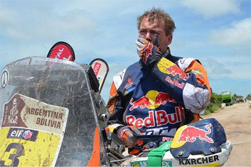 Dakar 2016 - Resumen de la etapa 2-1
