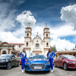 HYUNDAI PRESENTA EN HUANCAYO SUS NUEVOS MODELOS SUV CRETA Y ALL NEW ELANTRA MODELO 2017