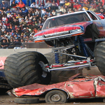 MONSTER TRUCKS POR PRIMERA VEZ EN LIMA