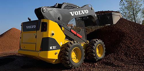 Maquinaria Volvo