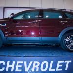 Chevrolet Captiva 2016: descubre el nuevo rostro de la SUV creada para cautivar
