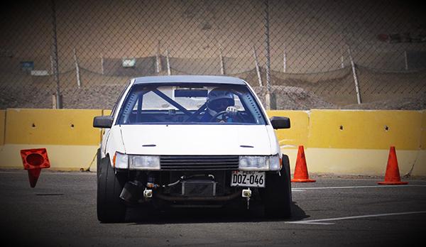 Jonathan Levy, Toyota Corolla (1986)