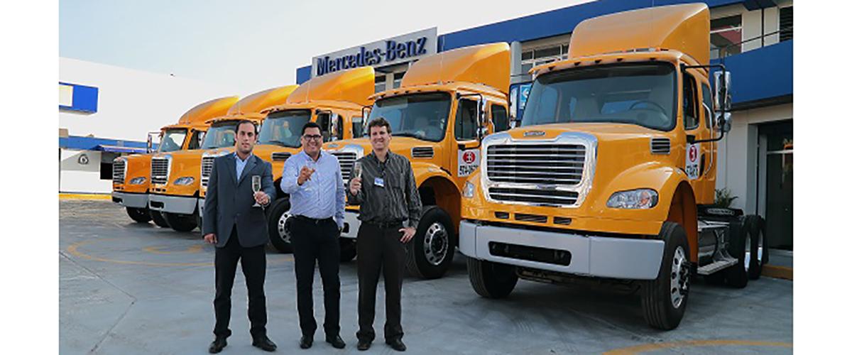 NP-Transvan adquiere camiones en Divemotor