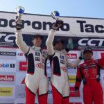Salva Ricci gana la 6ta fecha y Juan Carlos Tassara sigue como líder en la TC 2000.