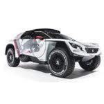 "Peugeot 3008 DKR: Una nueva joya para el ""Dream Team"""