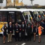 EMPRESA DE TRANSPORTES EL CORTIJO ADQUIERE FLOTA DE BUSES URBANOS MERCEDES-BENZ