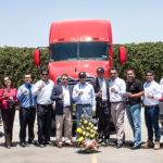 JB Internacional S.A. Transportes adquiere unidades Mack
