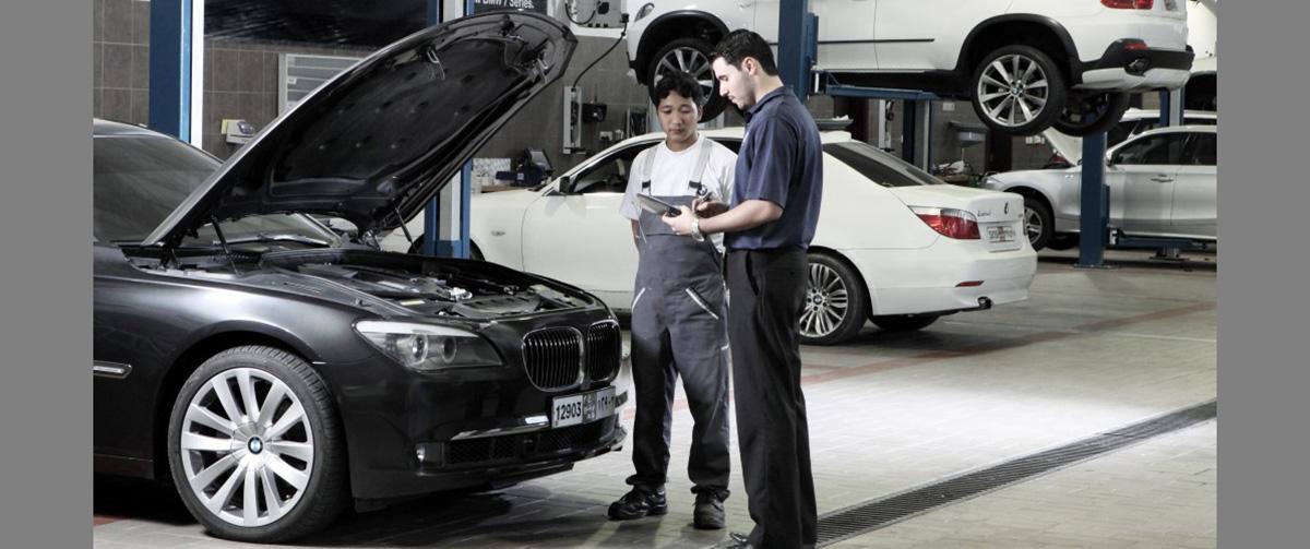 Servicio Técnico BMW 02