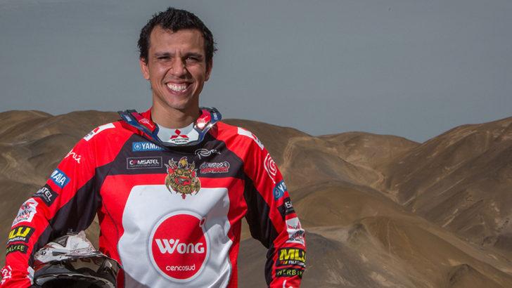 Alexis Hernández representará a nuestro país en el Mundial de Rally Cross Country 2017