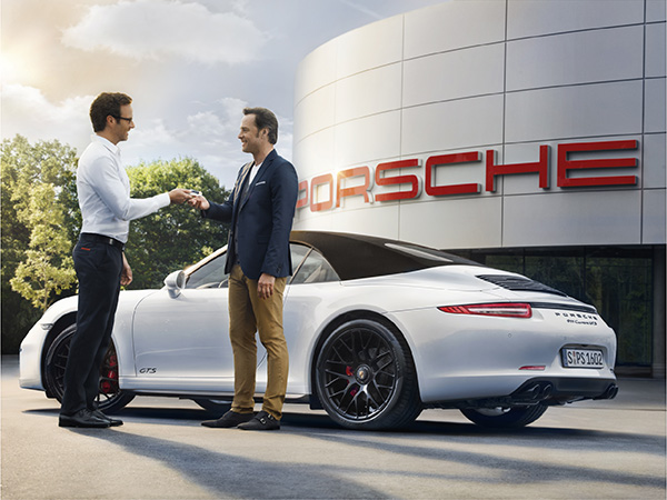Porsche Loyalty Program