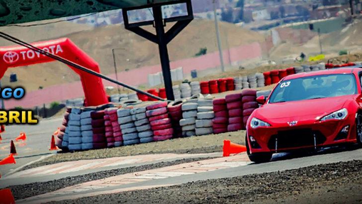 Este domingo 2da fecha Autocross CADEPOR 2017