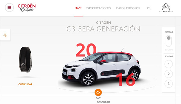 Citroën Origins (1)