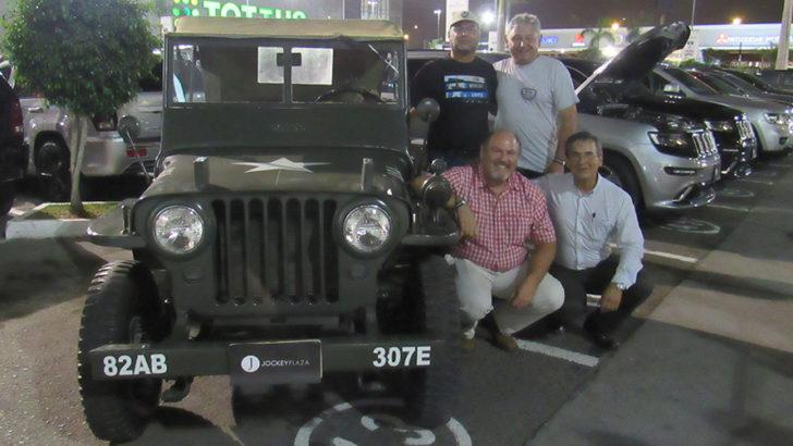 Jockey Plaza presentó gran exhibición Jeep