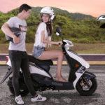 Yamaha apunta crecimiento en la categoría scooters