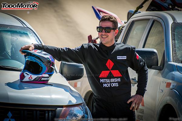 Mitsubishi Motors Presenta A Su Team 4 4 Todo Motor Peru